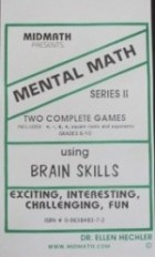 Mental Math Skills II